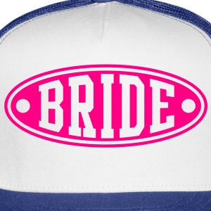 BRIDE T-Shirt - Trucker Cap