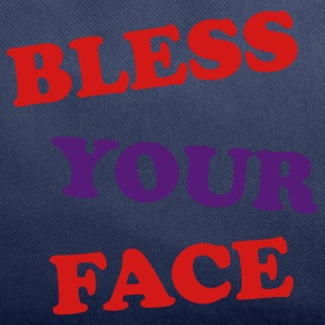 Bless Your Face T-Shirts - Duffel Bag
