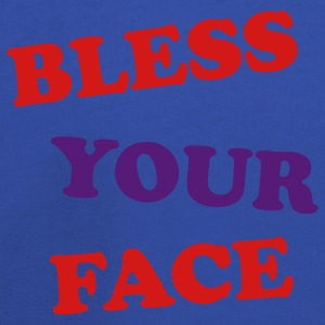 Bless Your Face T-Shirts - Kids' Premium Hoodie