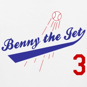 Benny The Jet 3 Sandlot Jersey T-Shirt - Men's Premium Tank