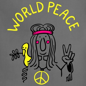 World Peace T-Shirts - Adjustable Apron