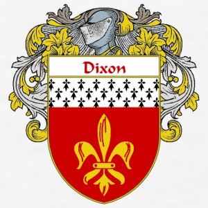 Dixon Coat of Arms/Family Crest - Men's T-Shirt