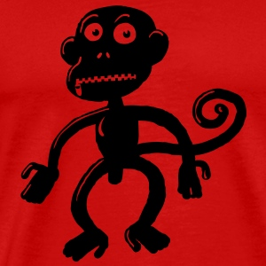 Fetish Monkey Caps - Men's Premium T-Shirt