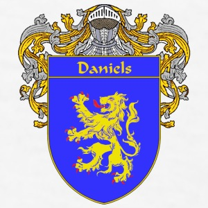 Daniels Coat of Arms/Family Crest - Men's T-Shirt