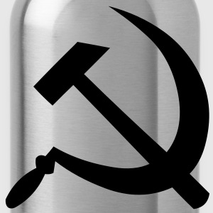 CCCP Sickle And Hammer T-Shirts - Water Bottle