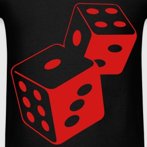 Dice (2c)++ Bags  - Men's T-Shirt