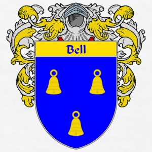 Bell Coat of Arms/Family Crest - Men's T-Shirt