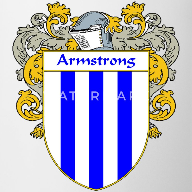 Armstrong Coat of Arms/Family Crest - Coffee/Tea Mug