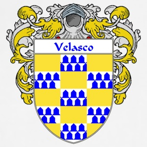 Velasco Coat of Arms/Family Crest - Adjustable Apron