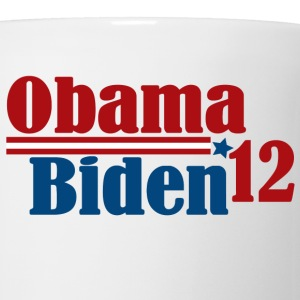 Re-Elect Obama Biden 2012 Women's T-Shirts - Coffee/Tea Mug