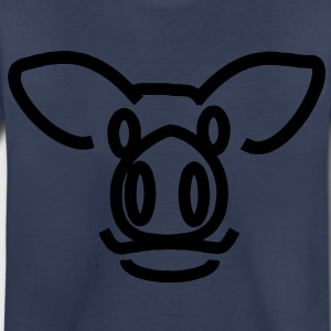 Pig Kids' Shirts - Toddler Premium T-Shirt