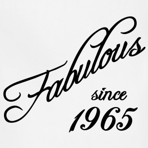 Fabulous since 1965 Women's T-Shirts - Adjustable Apron