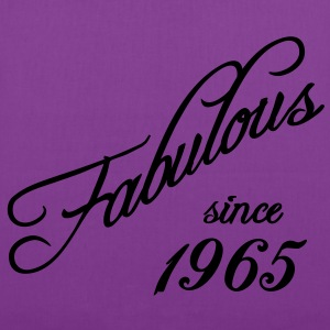 Fabulous since 1965 Women's T-Shirts - Tote Bag