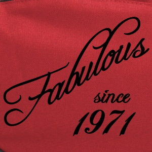 Fabulous since 1971 Women's T-Shirts - Computer Backpack
