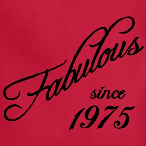 Fabulous since 1975 Women's T-Shirts - Adjustable Apron