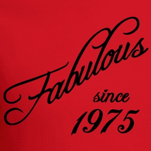 Fabulous since 1975 Women's T-Shirts - Crewneck Sweatshirt