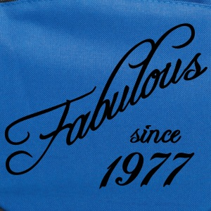 Fabulous since 1977 T-Shirts - Computer Backpack