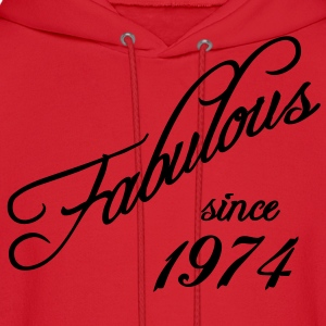 Fabulous since 1974 Women's T-Shirts - Men's Hoodie