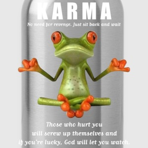 karma Hoodies - Water Bottle