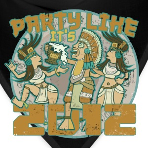 PARTY LIKE IT'S 2012 Women's T-Shirts - Bandana