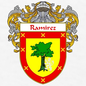 Ramirez Coat of Arms/Family Crest - Men's T-Shirt