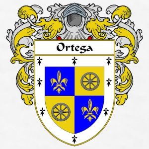 Ortega Coat of Arms/Family Crest - Men's T-Shirt