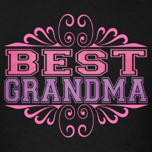Best Grandma - Men's T-Shirt