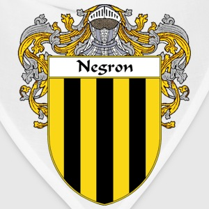 Negron Coat of Arms/Family Crest - Bandana