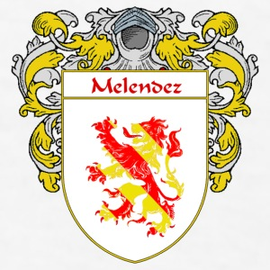 Melendez Coat of Arms/Family Crest - Men's T-Shirt