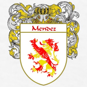 Mendez Coat of Arms/Family Crest - Men's T-Shirt