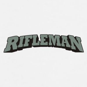 Rifleman - Men's Premium T-Shirt