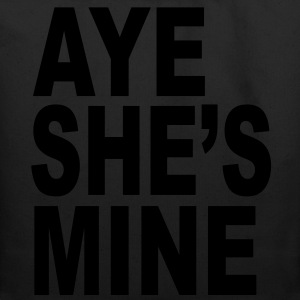 AYE SHEs MINE T-Shirts - Eco-Friendly Cotton Tote
