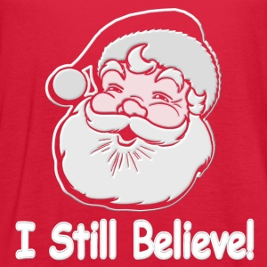 I Still Believe Santa - Women's Flowy Tank Top by Bella