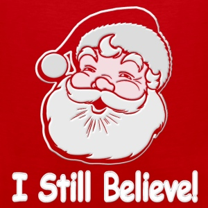 I Still Believe Santa - Men's Premium Tank