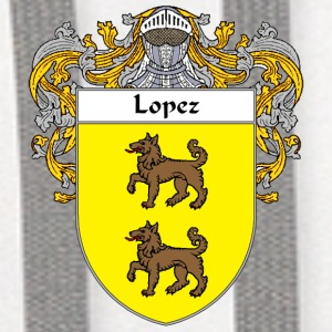 Lopez Coat of Arms/Family Crest - Contrast Hoodie