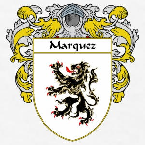Marquez Coat of Arms/Family Crest - Men's T-Shirt