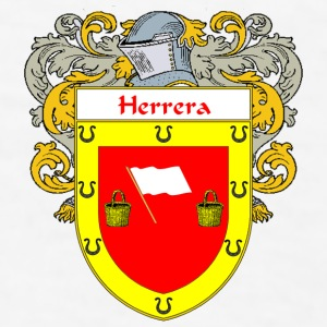 Herrera Coat of Arms/Family Crest - Men's T-Shirt