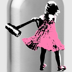 Axe Girl T-Shirts - Water Bottle
