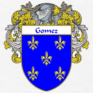Gomez Coat of Arms/Family Crest - Men's T-Shirt