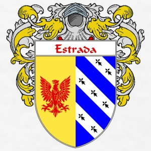 Estrada Coat of Arms/Family Crest - Men's T-Shirt