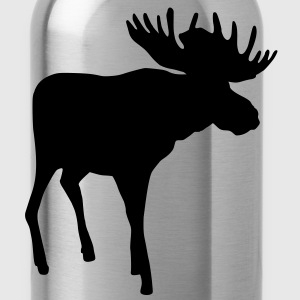 Sweden moose - Water Bottle