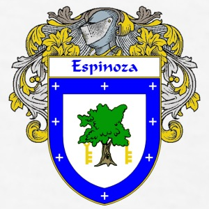 Espinoza Coat of Arms/Family Crest - Men's T-Shirt