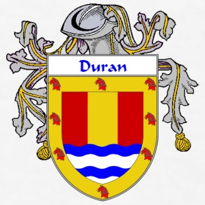 Duran Coat of Arms/Family Crest - Men's T-Shirt