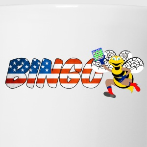 Bingo Bee Long Sleeve Shirts - Coffee/Tea Mug