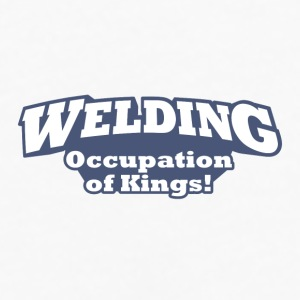 Welding – Occupation of Kings! - Men's Premium Long Sleeve T-Shirt