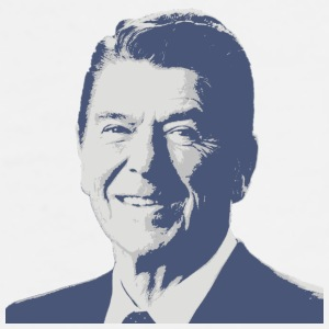 President Reagan - Men's Premium T-Shirt