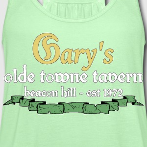 Olde Towne - Women's Flowy Tank Top by Bella