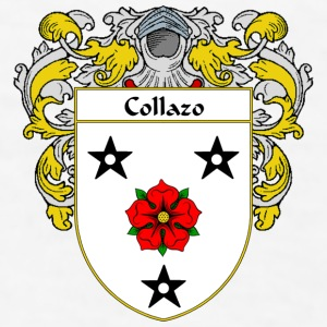 Collazo Coat of Arms/Family Crest - Men's T-Shirt
