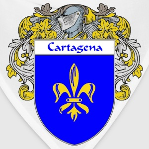 Cartagena Coat of Arms/Family Crest - Bandana