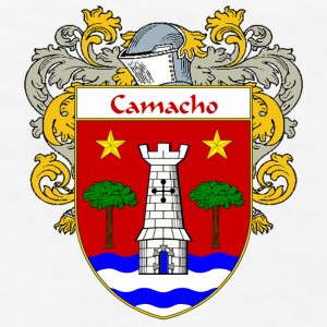 Camacho Coat of Arms/Family Crest - Men's T-Shirt